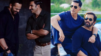 Rohit Shetty Cop Universe welcomes Sooryavanshi as Simmba completes one year of its release!