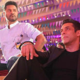 Salman Khan and Prabhu Dheva are working on a different cop look for Radhe
