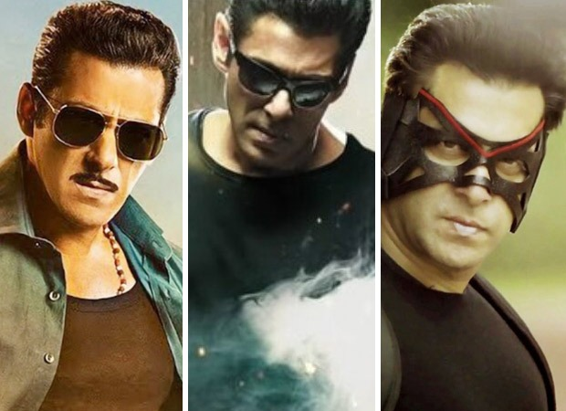 Salman Khan reveals the plans for a crossover film featuring Chulbul Pandey, Radhe and Kick's Devil