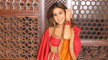 Sara Ali Khan being a goofball on the sets of Kedarnath will drive your Monday blues away