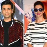Scoop Karan Johar signs Deepika Padukone again