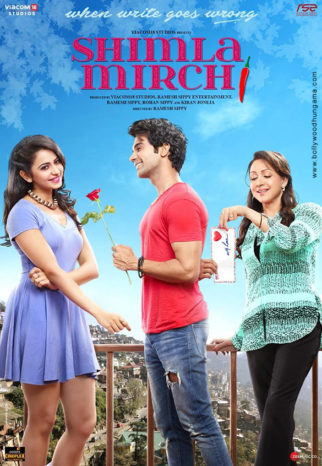 First Look Of The Movie Shimla Mirchi