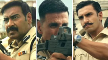 Sooryavanshi: Ajay Devgn says filming with Akshay Kumar and Ranveer Singh felt like house on fire