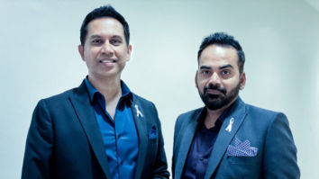 Star Screen Awards 2019: Director duo Raj Nidimoru & Krishna DK sported white ribbons to support women's safety