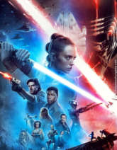 Star Wars - The Rise of Skywalker (English) poster