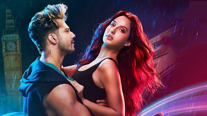 Street Dancer 3D: Garmi Song | Varun Dhawan, Nora Fatehi