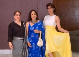 Tahira Kashyap directs Neena Gupta in a short film produced by Guneet Monga