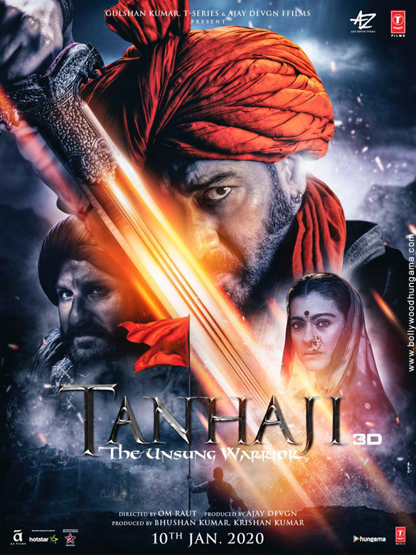 Tanhaji 2020 movie review