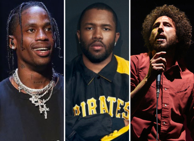 Travis Scott, Frank Ocean, Rage Against The Machine to headline Coachella 2020