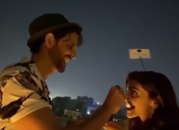 VIDEO Hrithik Roshan grants THIS wish by Deepika Padukone!