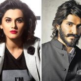 Taapsee Pannu says that she spoke to Harshvardhan Kapoor after her comment on him