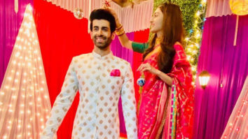 When Namik Paul replaced the Christmas tree for Erica Fernandes!