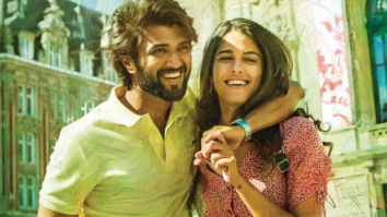 World Famous Lover: Vijay Deverakonda and Izabelle Leite are Paris bound in this refreshing poster