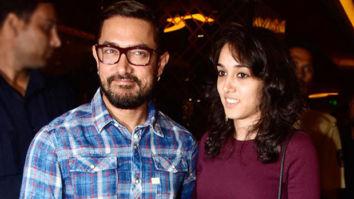 """""""Break a leg""""- Aamir Khan tells daughter Ira Khan ahead of her directorial debut"""