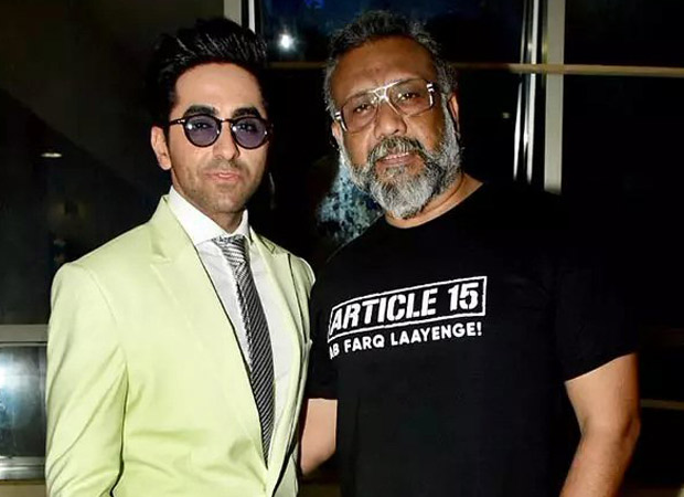 SCOOP: Ayushmann Khurrana signs Anubhav Sinha's next, film to release in 2021