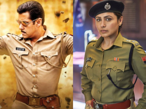 Chulbul Pandey and Shivani Shivaji Roy come together for the first time!