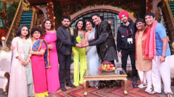 The Kapil Sharma Show scores a century; celebrates with the cast of Good Newwz