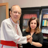 Farah Khan and Raveena Tandon tender apology to Cardinal Oswald Gracias for hurting sentiments of the Christian community