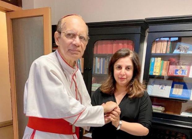 Farah Khan and Raveena Tandon tender apology to Cardinal Oswald Gracias for hurting sentiments of the Christian community