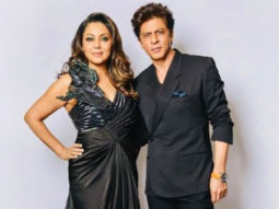 Watch: Shah Rukh Khan holding Gauri Khan's trail goes viral