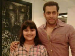 Saiee Manjrekar reveals she preserved chocolate wrappers from her first meet with Salman Khan
