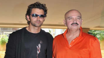"""20 Years Of Hrithik Roshan in Bollywood EXCLUSIVE """"I am very proud that not just 100%, he puts in 110% to achieve his goals"""" – Rakesh Roshan"""