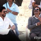 #3YearsOfRaees Excel Entertainment shares unseen stills of Shah Rukh Khan and Nawazuddin Siddiqui