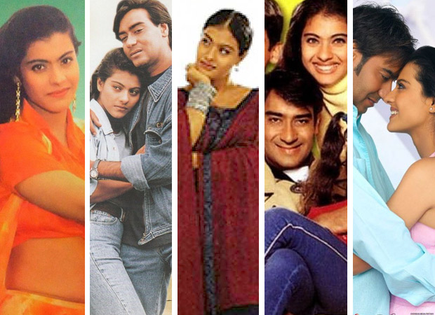 5 Films starring Kajol and Ajay Devgn that displayed their chemistry