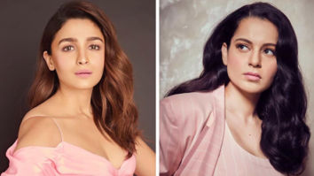 Alia Bhatt sends a bouquet to Kangana Ranaut for winning a Padma Shri award; the internet lauds her for this gesture