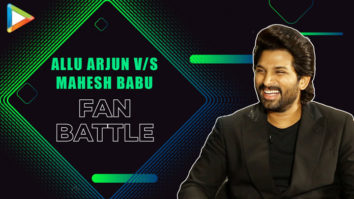 Allu Arjun vs Mahesh Babu- FAN BATTLE Allu's Request to Fans Ala Vaikunthapurramloo