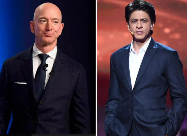 Amazon founder Jeff Bezos to have a freewheeling chat with Shah Rukh Khan at an event in Mumbai - Bollywood Hungama thumbnail