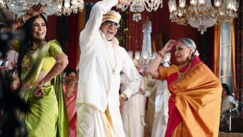 Amitabh Bachchan and Jaya Bachchan become parents to Katrina Kaif for this wedding shoot, Nagarjuna joins in