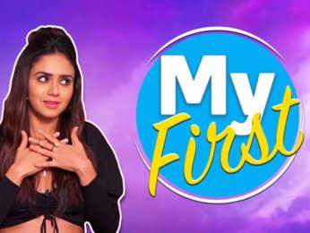 Amruta Khanvilkar REVEALS her first celebrity meeting, first role model, first job, first audition