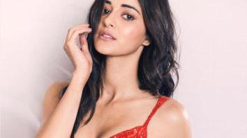 Ananya Panday looks ravishing in this Krishi Bajaj dress