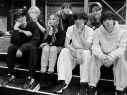 Ariana Grande bumps into BTS during Grammys 2020 rehearsals