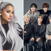 Ariana Grande teases that BTS' Black Swan rehearsals was the most incredible thing she had ever seen