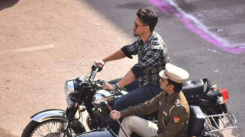 Baaghi 3 LEAKED pictures of Tiger Shroff and Riteish Deshmukh from Jaipur schedule, Shraddha Kapoor to kickstart shoot today
