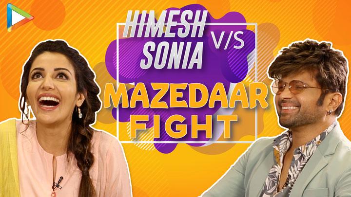 CRAZY FUN- How well do Himesh & Sonia know Bollywood Musical Films Salman Khan Quiz