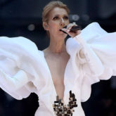 Celine Dion sings 'Somewhere Over the Rainbow' as she pays tribute to her late mother