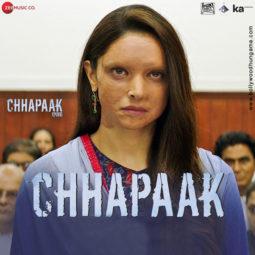 First Look Of Chhapaak