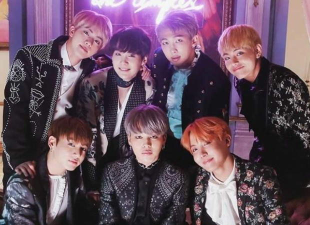 Connecting the dots to BTS and their latest single Black Swan