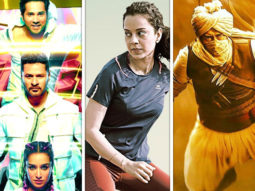 Day 1 Estimates Street Dancer likely to rake in around 10 crores, Panga disappoints with 3 crore; Tanhaji continues to run RIOT