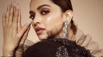 Deepika Padukone's Alberta Ferretti look for the Chhapaak Title Track launch is all things glam!