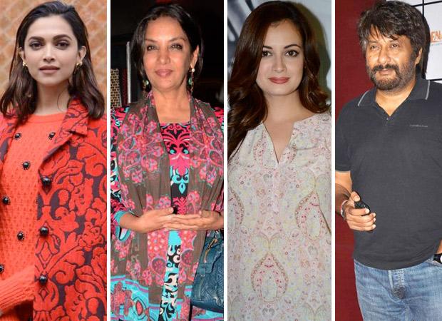 Deepika Padukone's JNU Visit, courageous or publicity gimmick Shabana Azmi, Dia Mirza, Vivek Agnihotri react