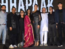 Deepika Padukone, Vikrant Massey, Meghna Gulzar and others grace the song launch of 'Chhapaak' from their film 'Chhapaak' Part 2