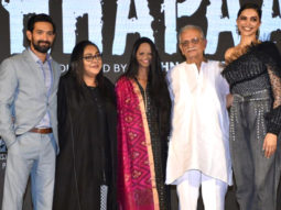 Deepika Padukone, Vikrant Massey, Meghna Gulzar and others grace the song launch of 'Chhapaak' from their film 'Chhapaak' Part 3