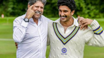 On Kapil Dev's birthday, makers of '83 share images of the legendary cricketer training Ranveer Singh