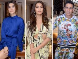 EXCLUSIVE Kriti Sanon, Pooja Hegde both to vie for Akshay Kumar's love in Bachchan Pandey