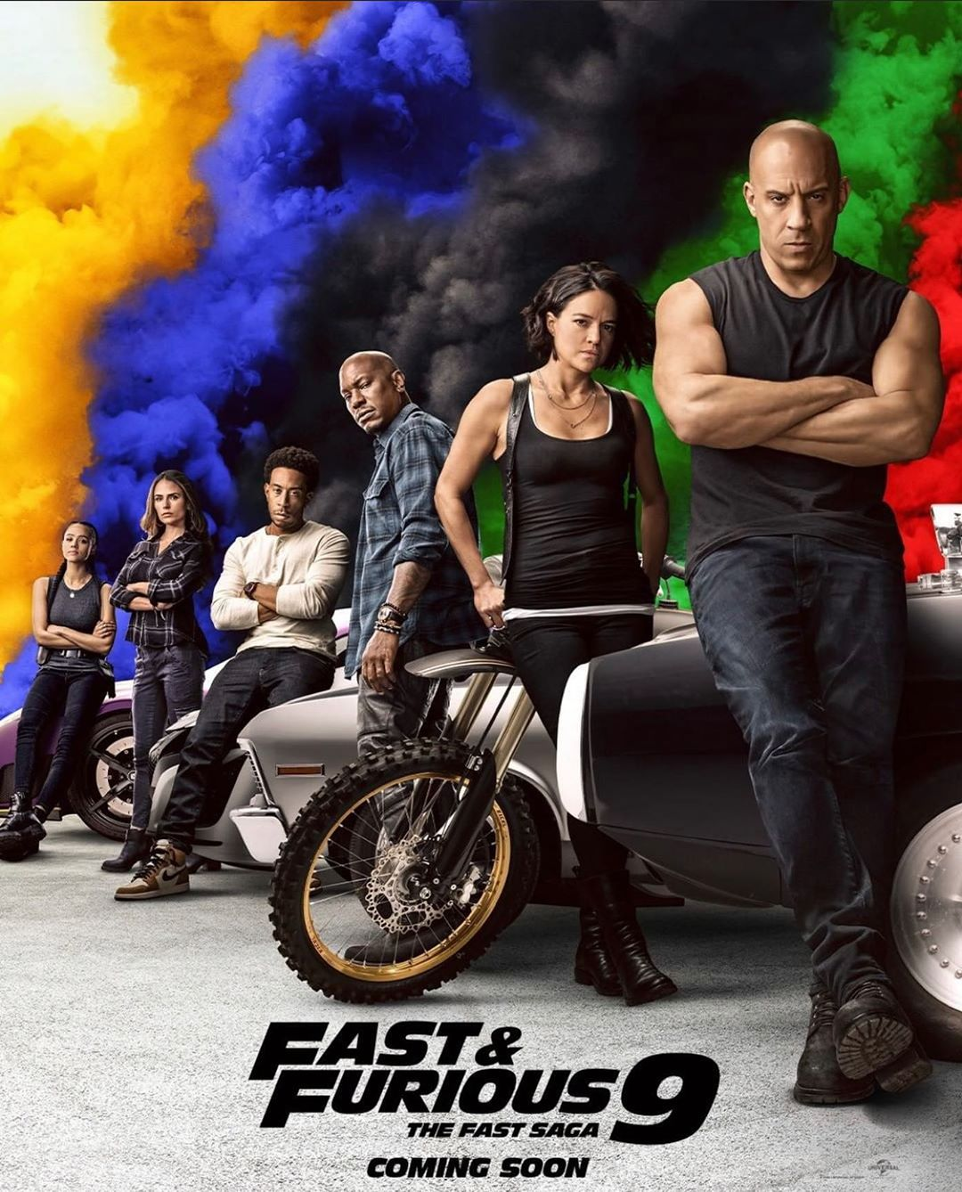 Fast And Furious 9: The Fast Saga (English) Movie: Review   Release Date   Songs   Music   Images   Official Trailers   Videos   Photos   News - Bollywood Hungama