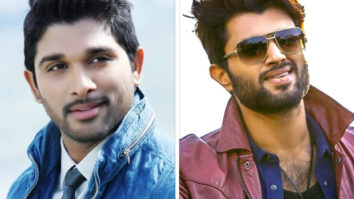 Allu Arjun says that he does not see himself play an intense role like Vijay Deverakonda in Arjun Reddy